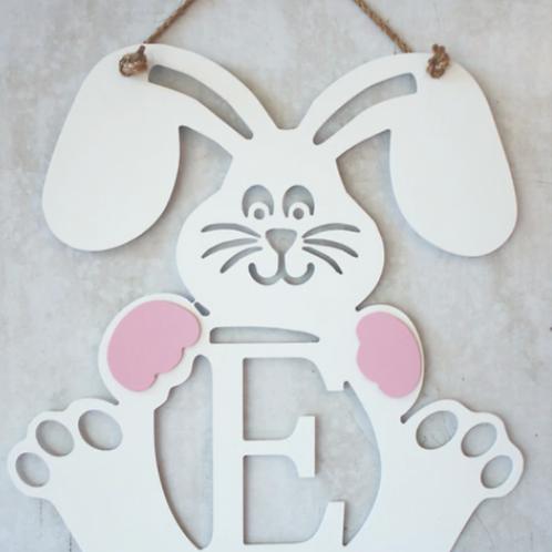 "Wood Bunny 23"""
