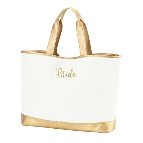 Bride Cabana Tote