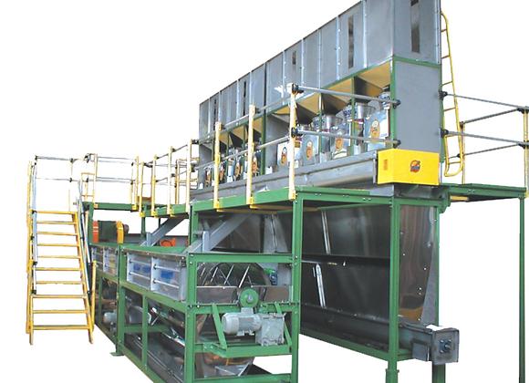 Ecologic Coffee Wet Mill Compact Unit UCBE 20000