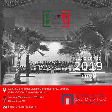 Computational Law + Blockchain Festival 2019 CDMX