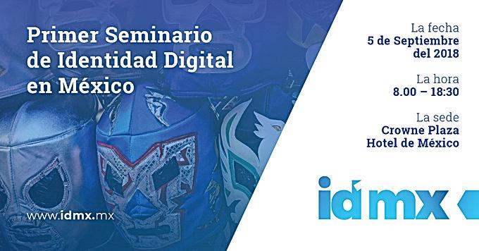 Primer Seminario de Identidad Digital