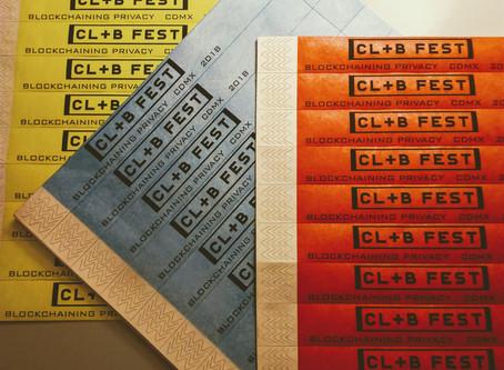 CL+B Fest 2018...La Punta del Iceberg!