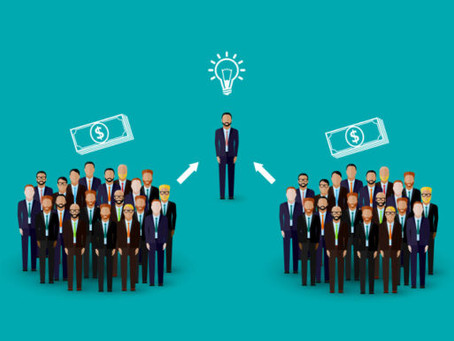 ¿Crowdfunding o ICO´s para fondear mi Proyecto o Negocio?