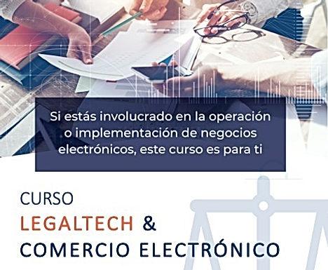 Curso Legaltech y Comercio Electrónico