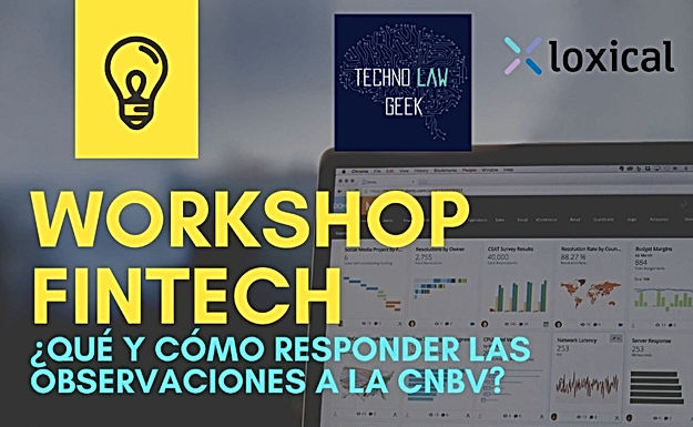Workshop Fintech (Observaciones CNBV)