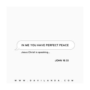 Peace Amidst Trials