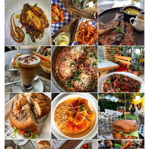 Focus on Food Blogging: The Relish Diary.