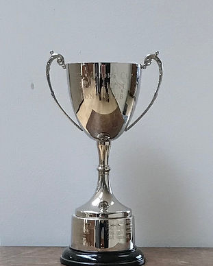 The Major's Cup, presented to an excepti