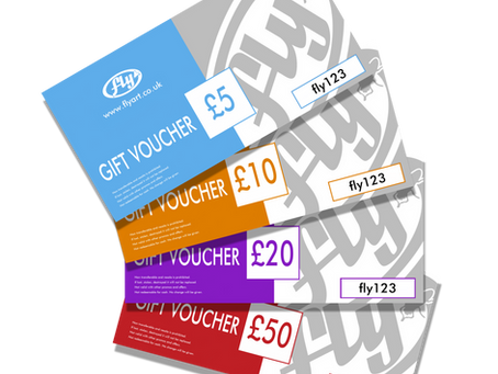 Gift Vouchers in shop!
