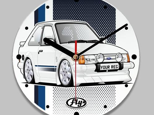 ROUND WALL CLOCK - CHOICE OF DESIGN