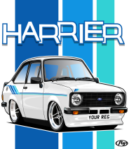 MK2 Escort Harrier and RS1800 now in store