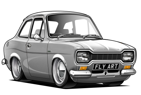 Ford Escort Mk1 Twin Cam