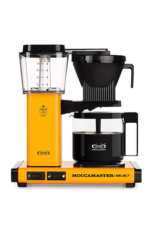 Moccamaster Select Yellow