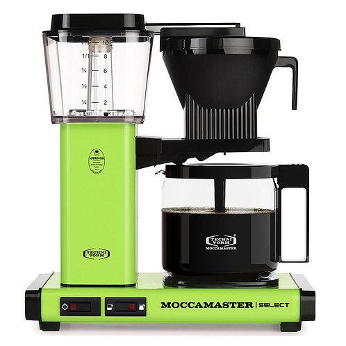 Moccamaster Select Fresh Green