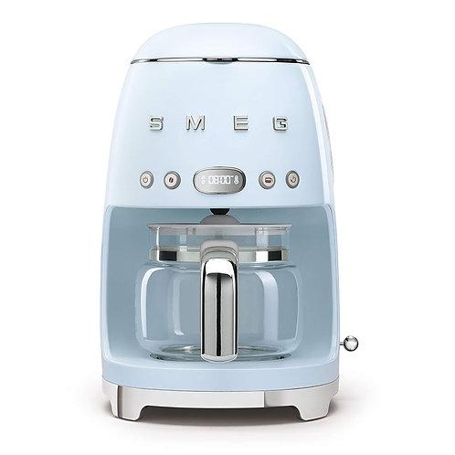 Smeg Pastel Mavi Filtre Kahve Makinesi