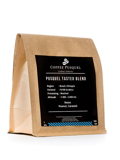 Pusquel Tasted Blend