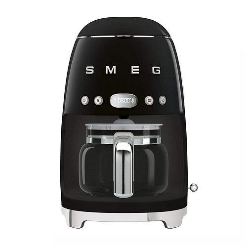 Smeg Siyah Filtre Kahve Makinesi