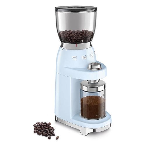 Smeg Pastel Mavi Kahve Öğütme Makinesi