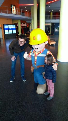 Bob the builder Official mascot
