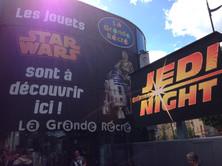 Jedi Night Paris
