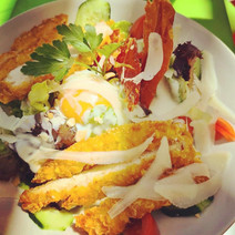 Jungle Kafe restaurant Empuriabrava