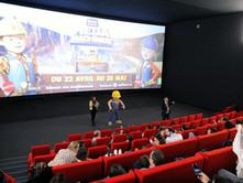 Lanzar película Bob the Builder / Pathé Live