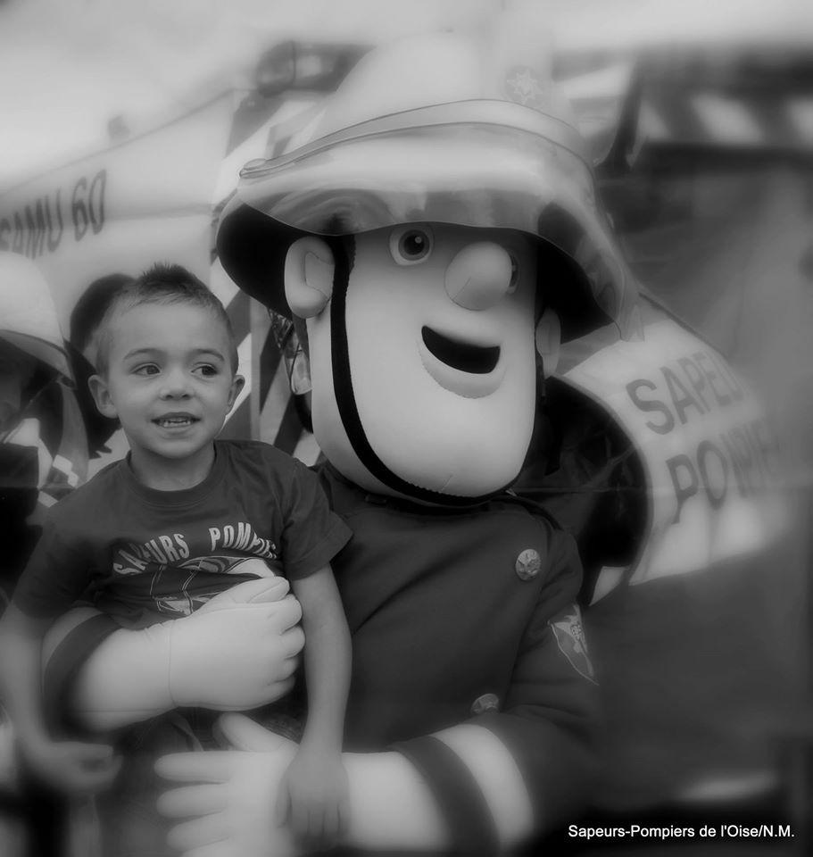 Fireman Sam Official Mascot