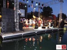 Scènes flottantes Agde