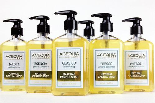 ACEQUIA Natural Castile Soap