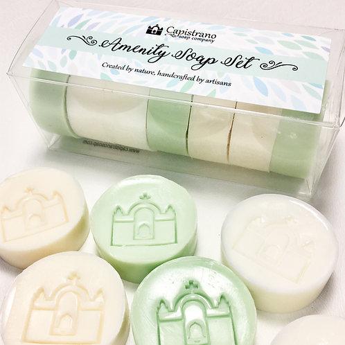 Capistrano Guest Soap Set