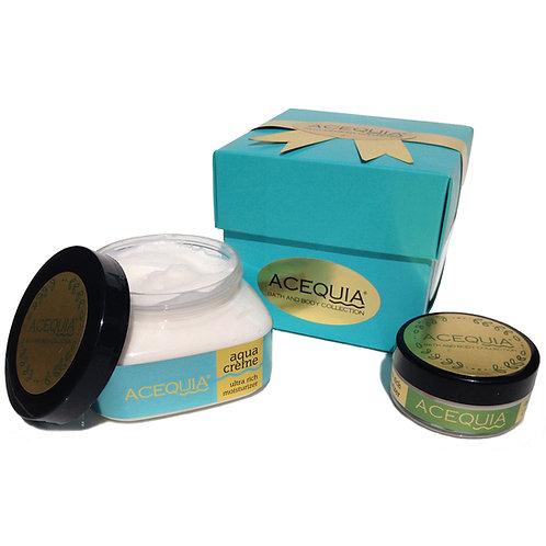 ACEQUIA Gift Duo: Aqua Creme
