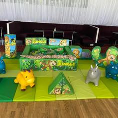 Jungle Soft Play Hire Glasgow