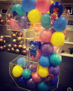 trolls party, Rangers FC, candy carts, glasgow hires, sweet carts, birthday ideas, garden party, wed