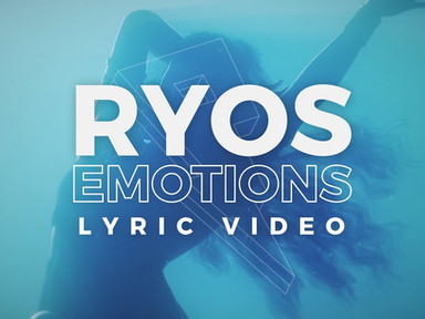 Ryos - Emotions [Lyric Video] (Proximity Release)
