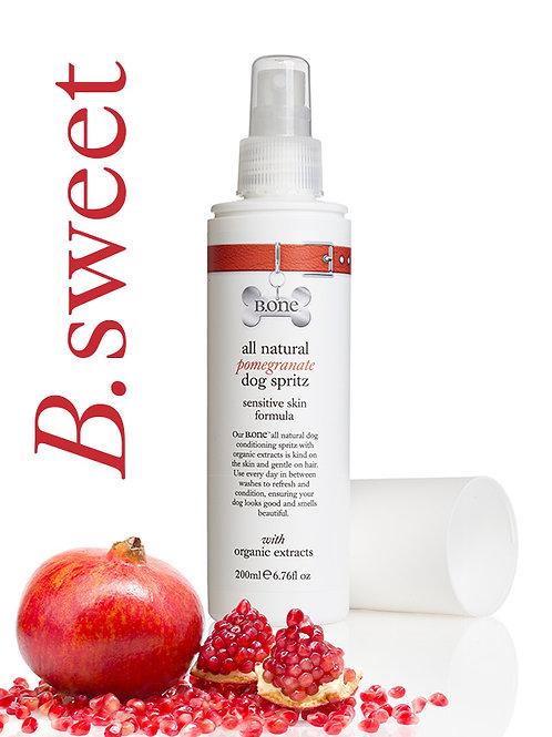 All Natural Pomegranate Dog Spritz 200ml
