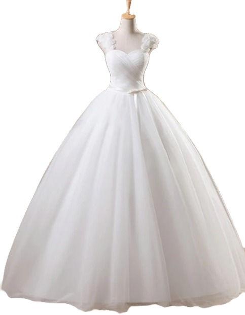 Simple wedding dress Alterations