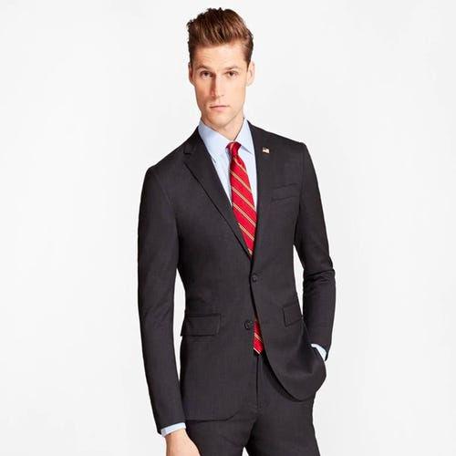 Suit shorten and sleeves shorten