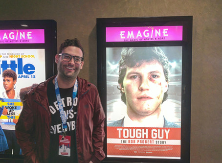 Tough Guy in theatres throughout the US