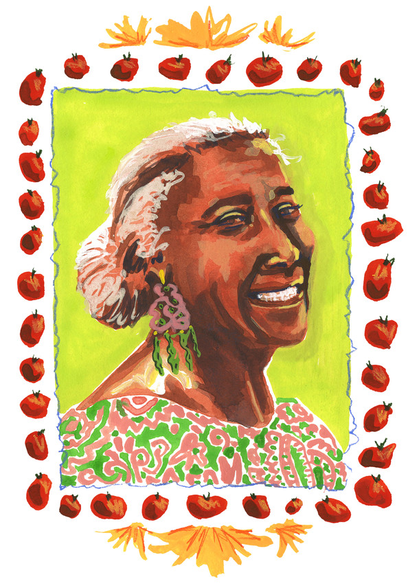 "Edna Lewis for ""National Women's History"" Month"