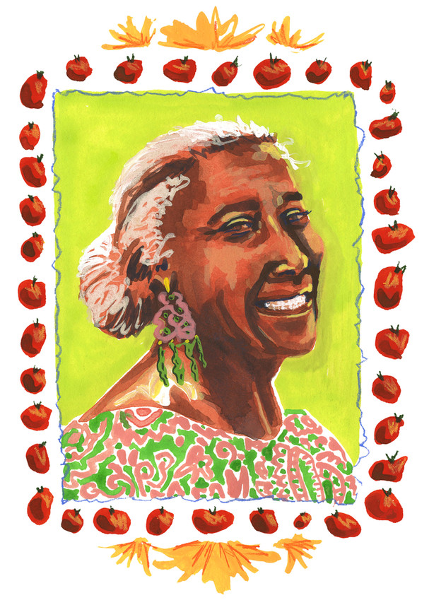 """Edna Lewis for """"National Women's History"""" Month"""