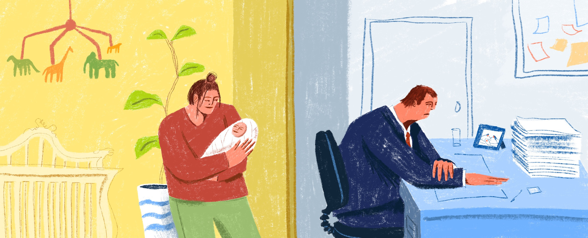 """JPMorgan's $5 Million Paternity Leave Settlement Is Great News for Dads"""""""