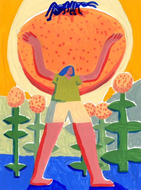 Moving Oranges