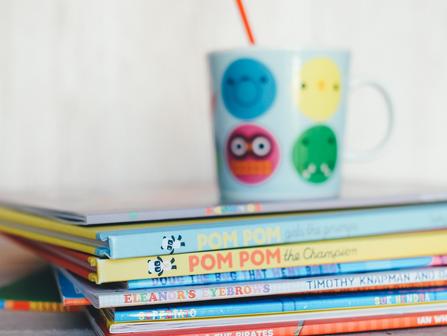 Inspiring Little Readers: Books for Fall