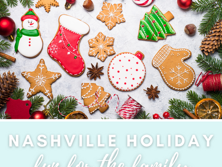 Nashville Holiday Fun for the Family