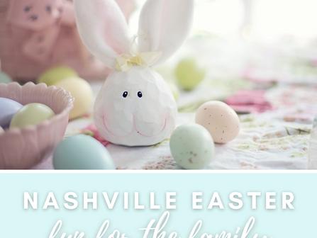 Nashville Easter 2021