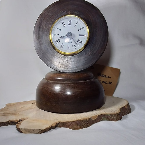 Bowling Ball Clock