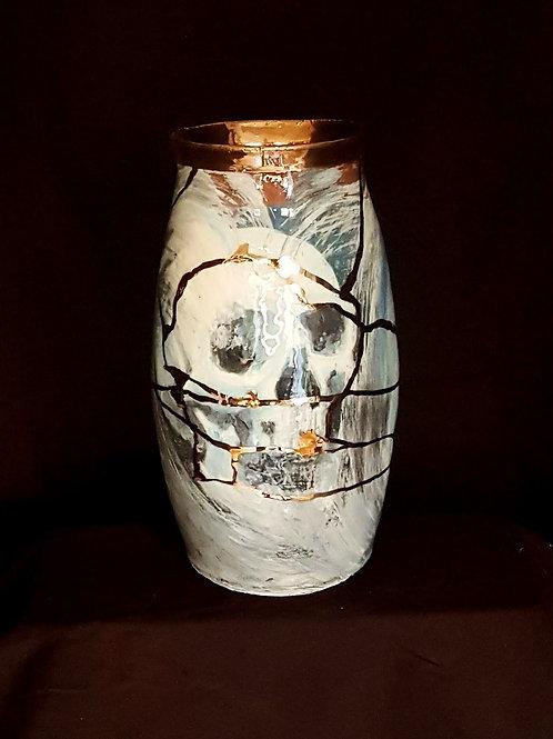 Skull vessel