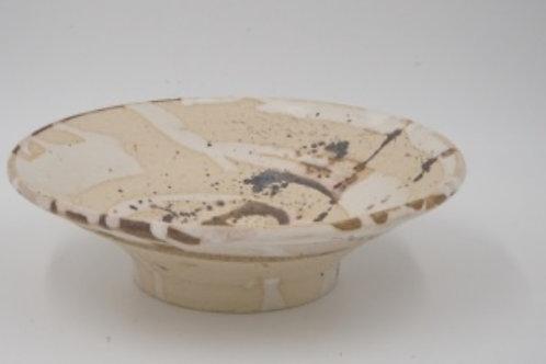 Sand and Sea, Cuerda Seca Fruit Bowl