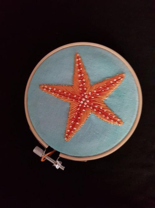 Star fish hoop