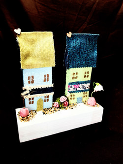 sea chalk house handmade